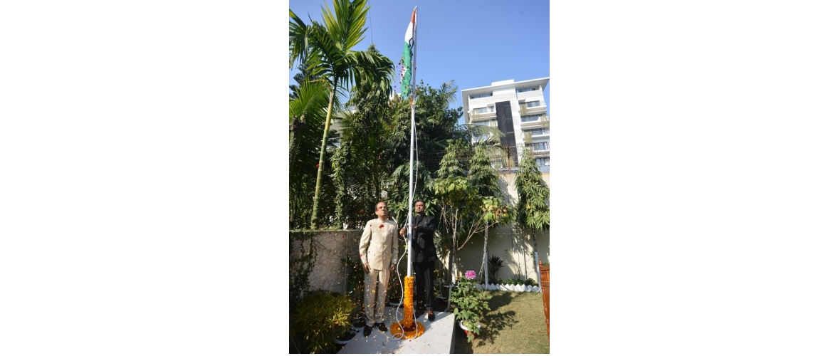 REPUBLIC DAY CELEBRATION IN CHITTAGONG
