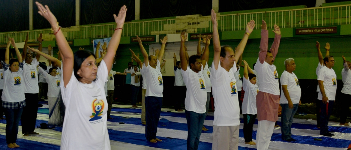 International Day of Yoga, Chittagong on 22-06-2019